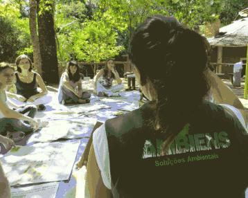 Sua empresa possui Programa de Educação Ambiental?