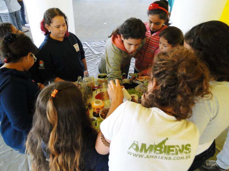 Empresa de educação ambiental